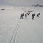 I skisporet