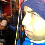 sild i tønne på toget Geilo til Finse